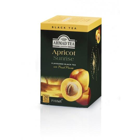 Herbata AHMAD TEA Apricot - Morela
