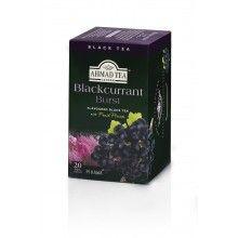 Herbata AHMAD TEA Black Currant – Czarna Porzeczka