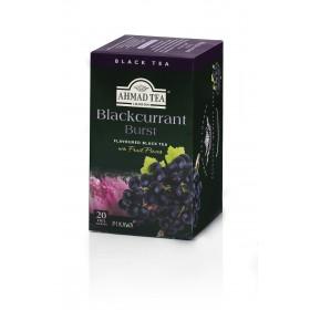AHMAD TEA Black Currant – Czarna Porzeczka