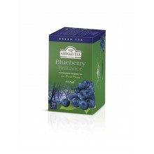 Herbata AHMAD TEA Green Tea Blueberry