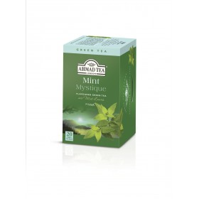 AHMAD TEA Green Tea Mint