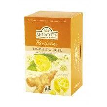 Herbata AHMAD TEA Lemon & Ginger/Cytryna i Imbir