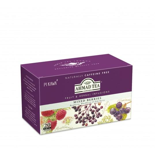 Herbata AHMAD TEA Mixed Berries/Owoce Leśne