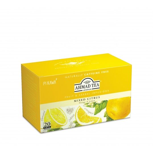 Herbata AHMAD TEA Mixed Citrus/Owoce Cytrusowe