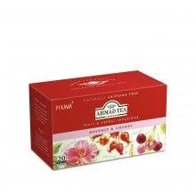 Herbata AHMAD TEA Rosehip&Cherry/Dzika róża i Wiśnia