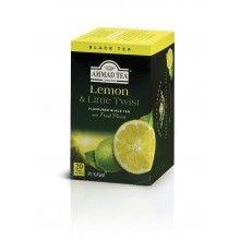 Herbata AHMAD TEA Lemon&Lime/Cytryna i Limonka