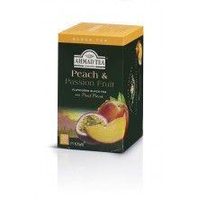 Herbata AHMAD TEA Peach&Passion Fruit/Brzoskwinia i Passiflora