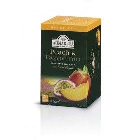 AHMAD TEA Peach&Passion Fruit/Brzoskwinia i Passiflora